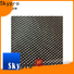 Latest outdoor rubber drainage mats for sale