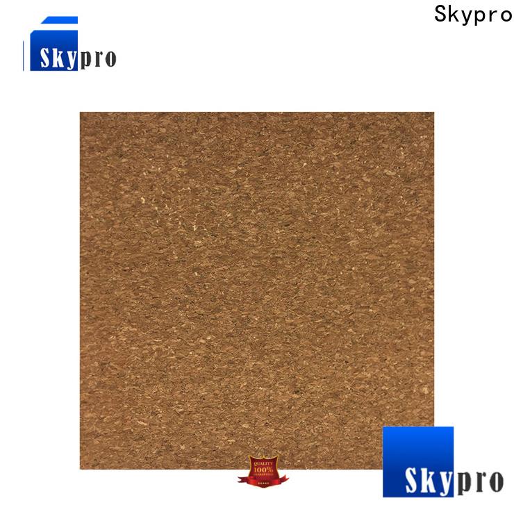Custom red rubber sheet vendor for car floor mats