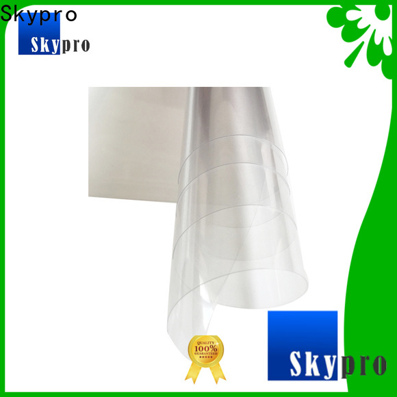 Skypro High-quality clear pet sheet manufacturer for vacuum forming