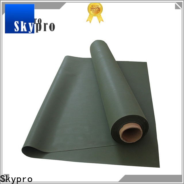 Skypro rubber fabric material vendor for multi-uses