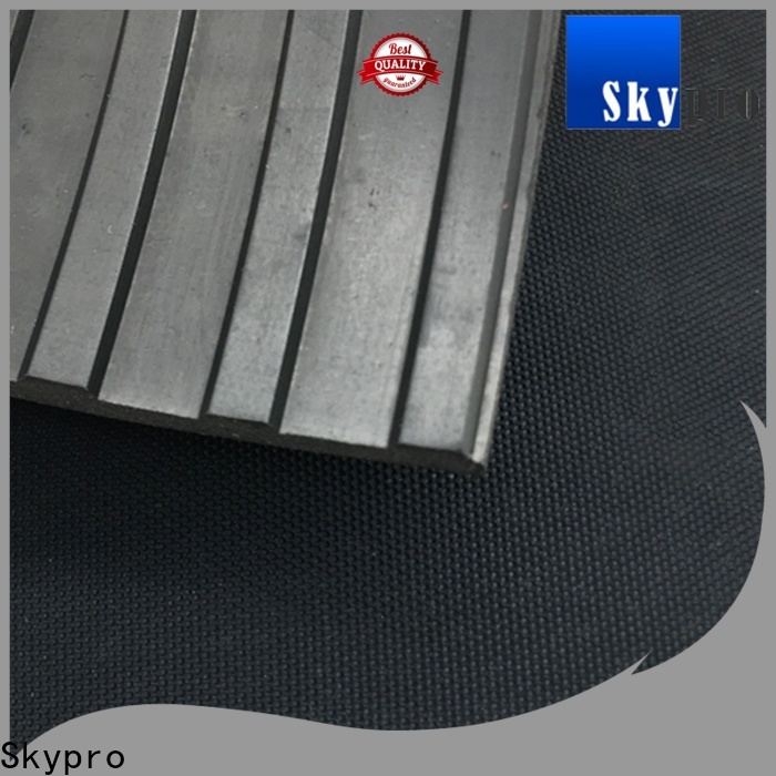 Skypro black mats for gym supply