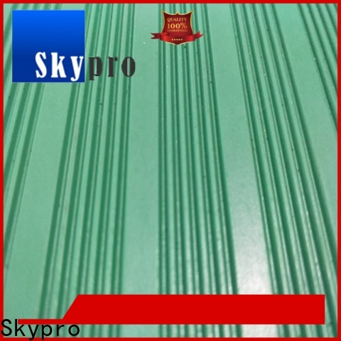 Skypro Best diamond rubber mat supplier for home
