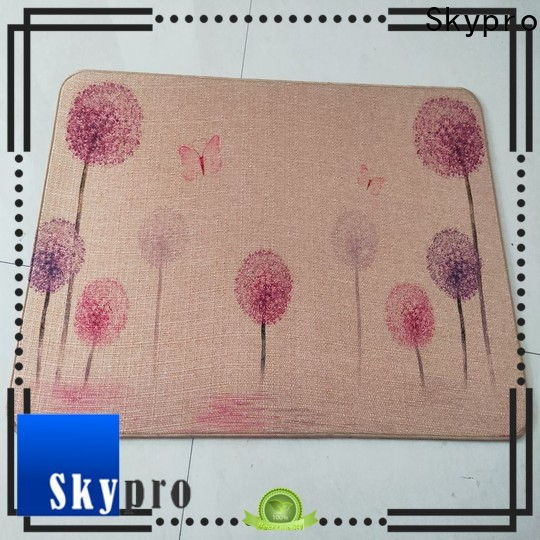 Skypro Custom entry door mats supply for home