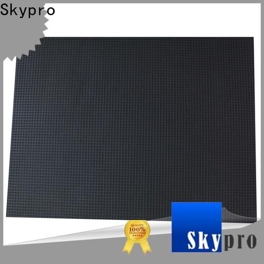Skypro gum rubber sheet supply for car floor mats