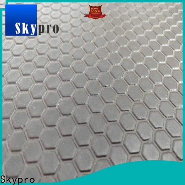 Skypro clear rubber mat supply