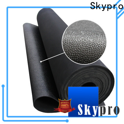 Skypro outside rubber flooring supply for home