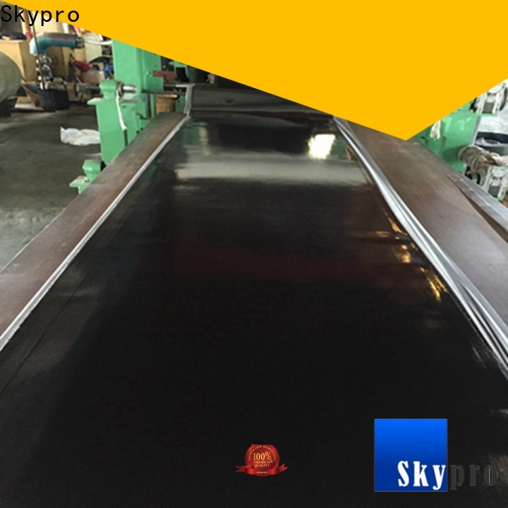 Skypro outdoor rubber matting roll company for car