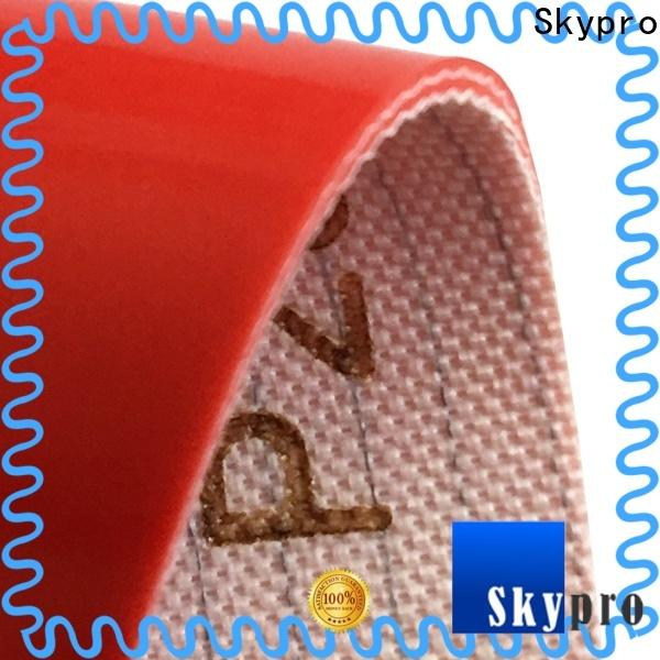 Skypro High-quality conveyor belt for sale supplier for floor