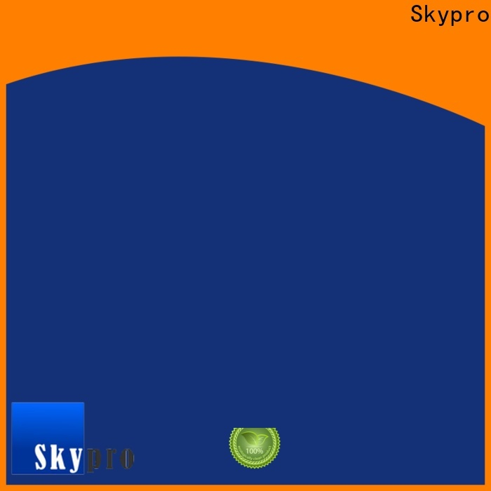 Skypro food grade conveyor belt supply for bathroom