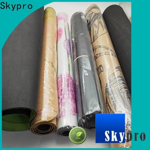 Skypro New high quality door mats manufacturer for home