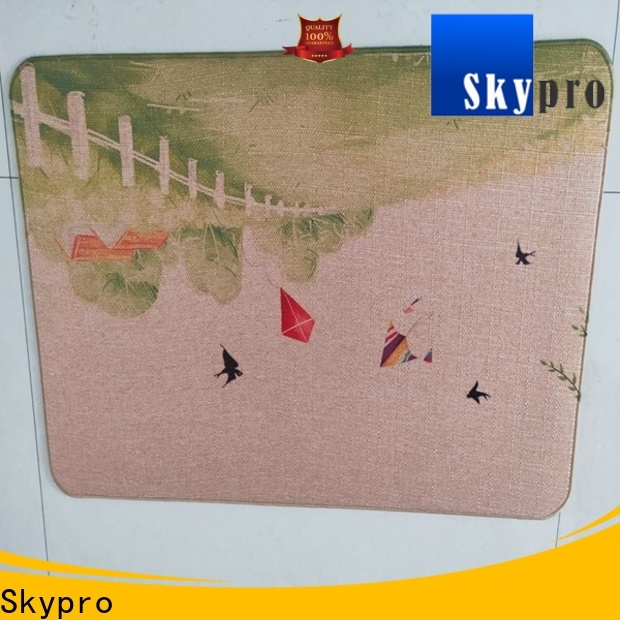 New rubber outdoor mats supply for home
