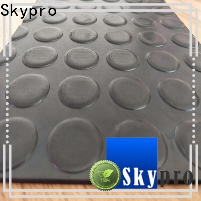Skypro commercial rubber flooring wholesale for farms