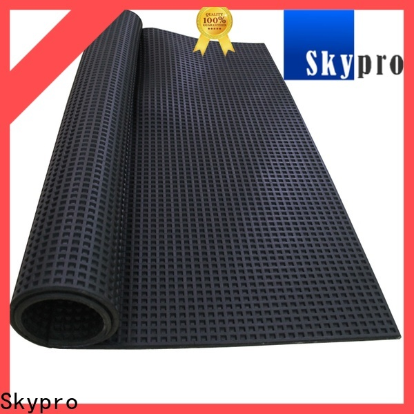 Best thick rubber mats for sale company
