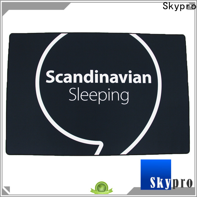 Skypro wholesale mouse pads supplier used as promotion gift