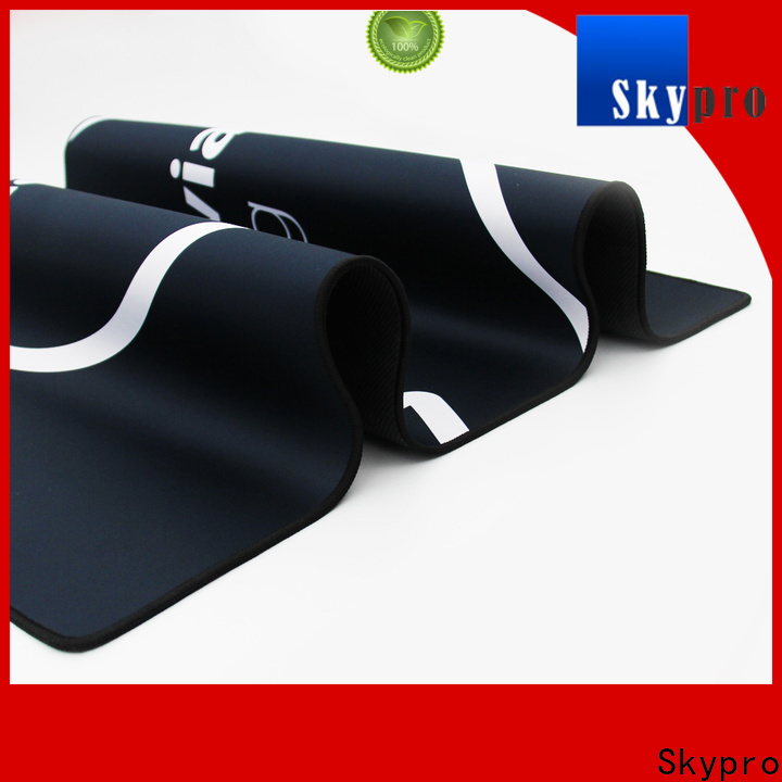 Skypro custom made mouse pads vendor used as promotion gift