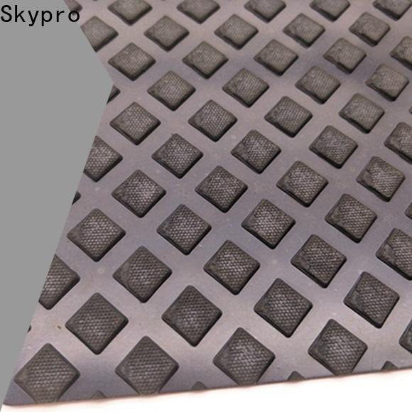 Skypro interlocking rubber mats for sale for flooring mats