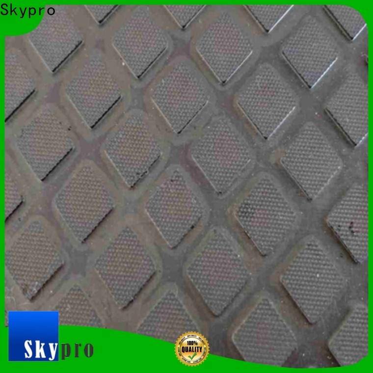 Skypro Professional thin rubber mat supplier for flooring mats