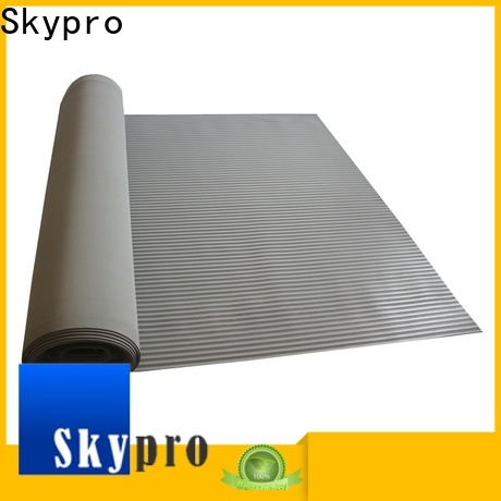 Skypro rubber outdoor mats with holes manufacturer for home