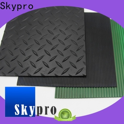 Skypro Custom thick rubber mats for sale supplier for farms