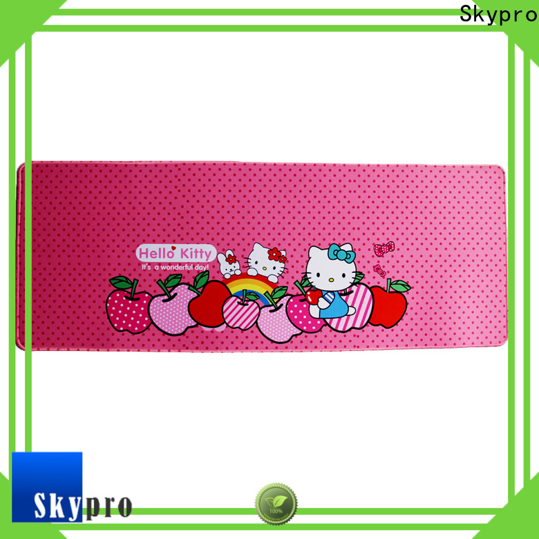 Skypro good mouse pads supply for computer accessory