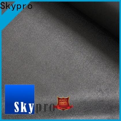 Skypro black rubber flooring wholesale for home