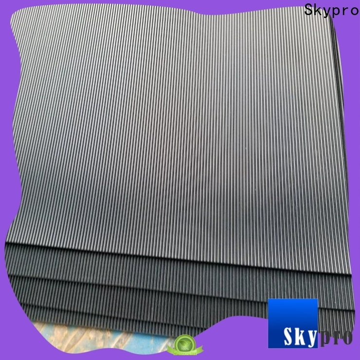 Skypro Top rubber bar mat wholesale for home