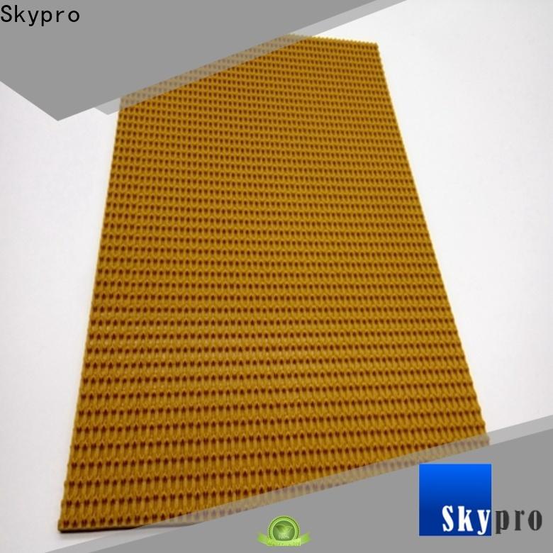 Skypro green conveyor belt factory for bathroom