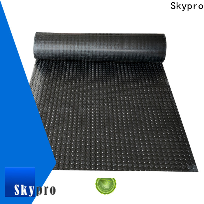 Skypro High-quality large rubber floor mats supply for flooring mats
