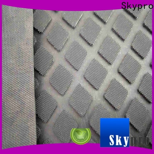 Custom made large rubber floor mats for sale for car