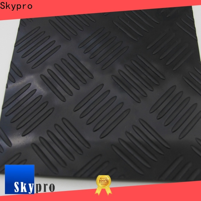 Skypro thick rubber floor mats wholesale for car