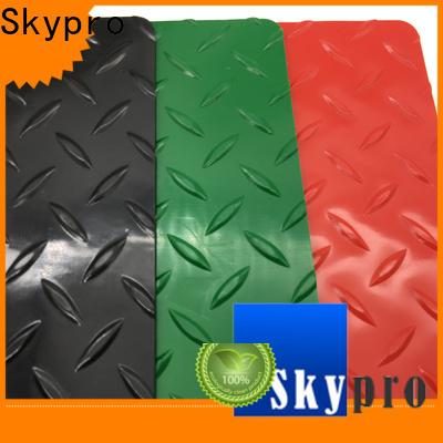 Skypro Custom floor pvc mat for home supply for exercise