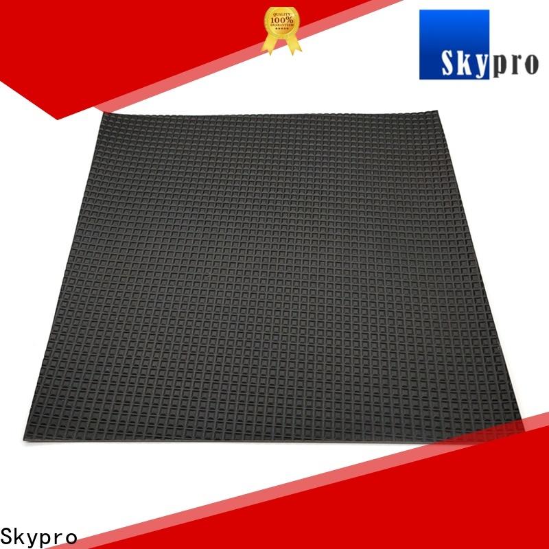 Skypro pvc mat for car vendor for exercise