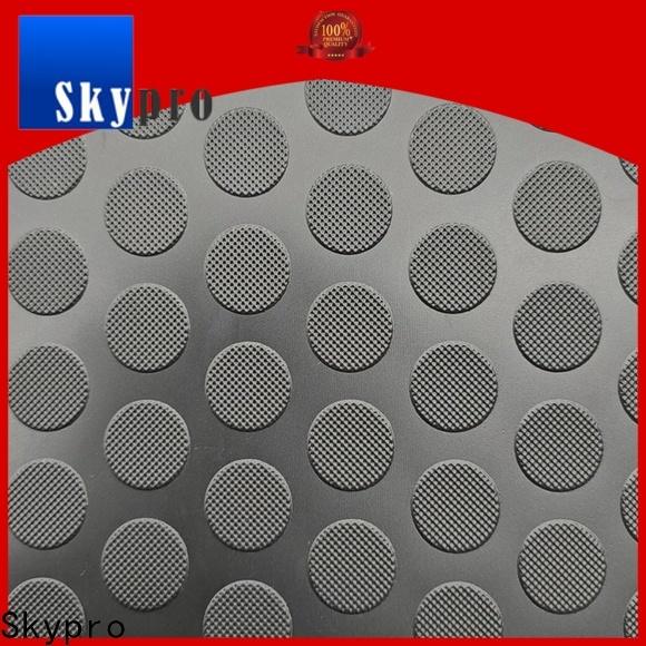 Skypro Custom made pvc floor mat online factory for exercise