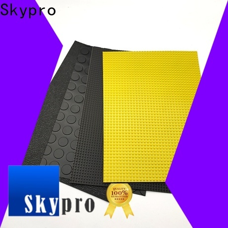 Custom made pvc chair mat wholesale for exercise