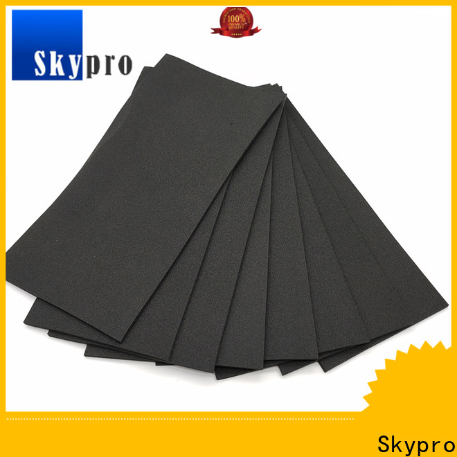 Skypro bulk neoprene fabric wholesale for signs and displays