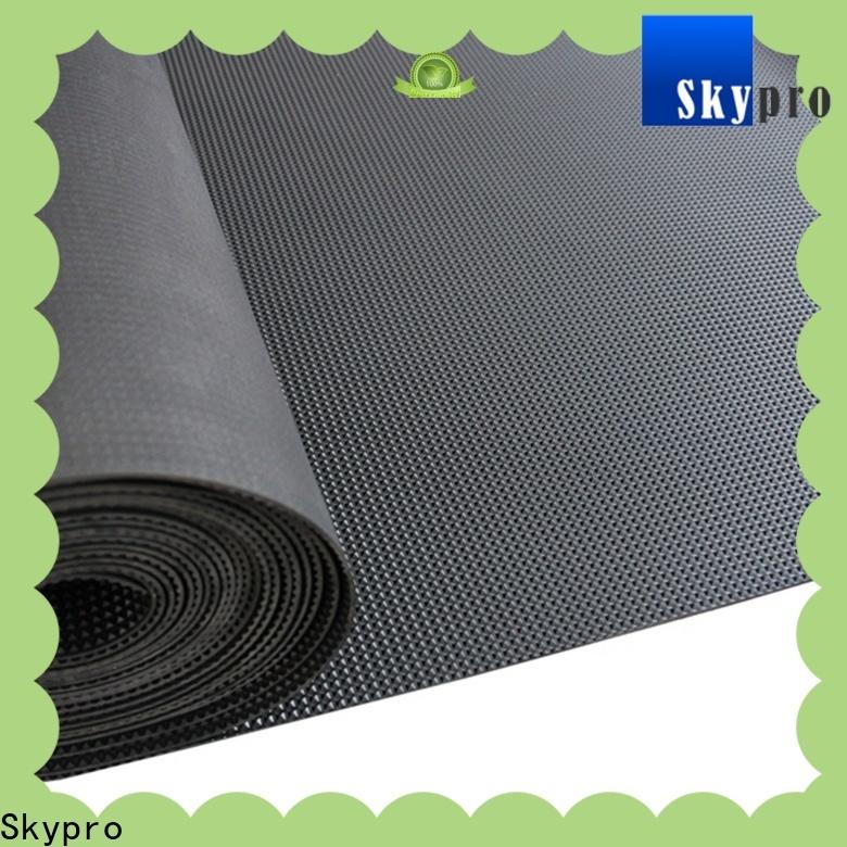Latest black mats for gym vendor for farms