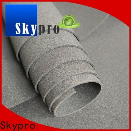 Skypro Custom made cheap neoprene fabric supply for printing finishing