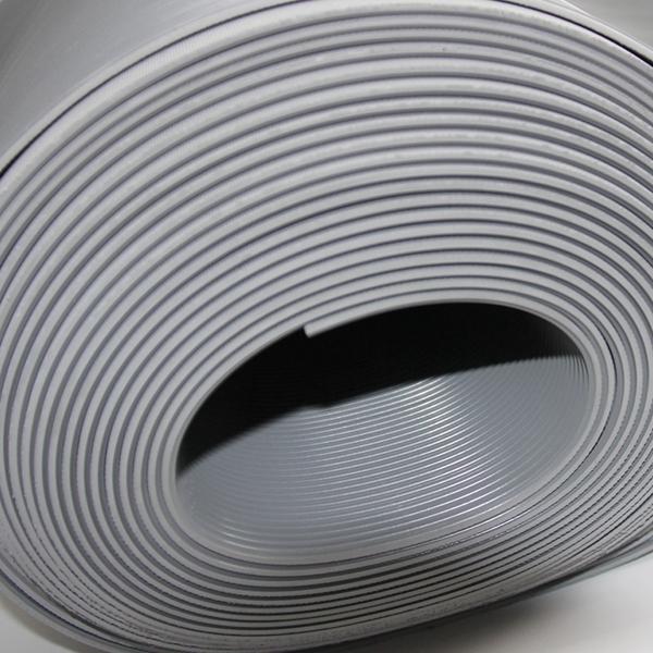 Industrial Rubber Fine Ribbed Rubber Mat Floor/Anti slip Rubber Mat