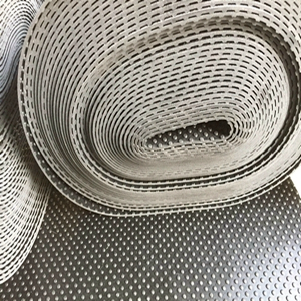 Black Anti Slip Shed Van Garage Workshop Rubber Flooring Mats