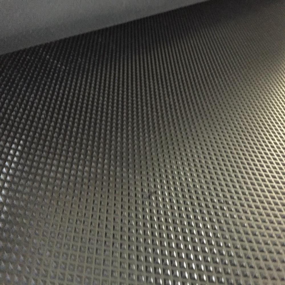 Heat Resistant Custom Rubber Mat For Rubber Flooring Mats