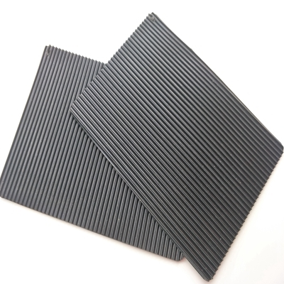 Fine Ribbed Sheet Insulation Dielectric Rubber Matting Sheet