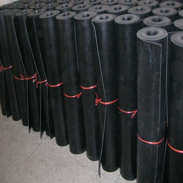 Elastomeric Asphalt Rubber Roofing Waterproof Membrane Modified Rubber Sheet