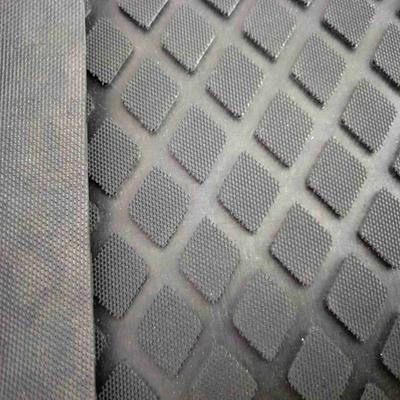 Custom-made rubber insulation rubber pad/rubber floor mat