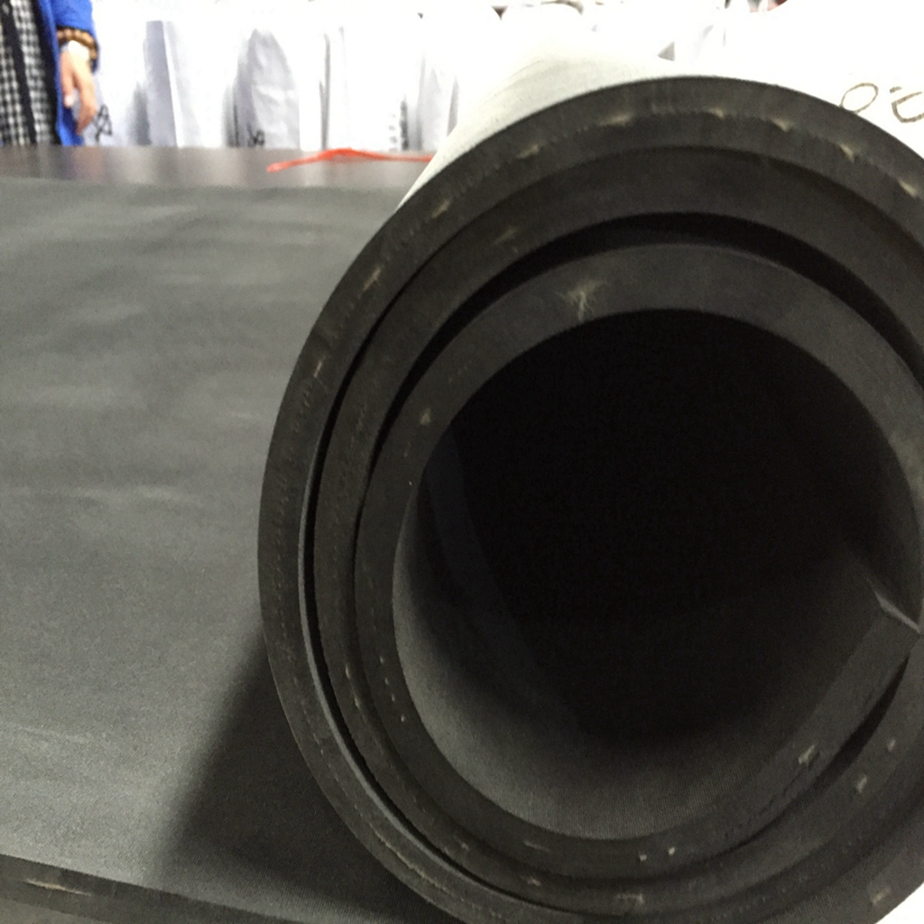 High-quality commercial rubber flooring company for car-1