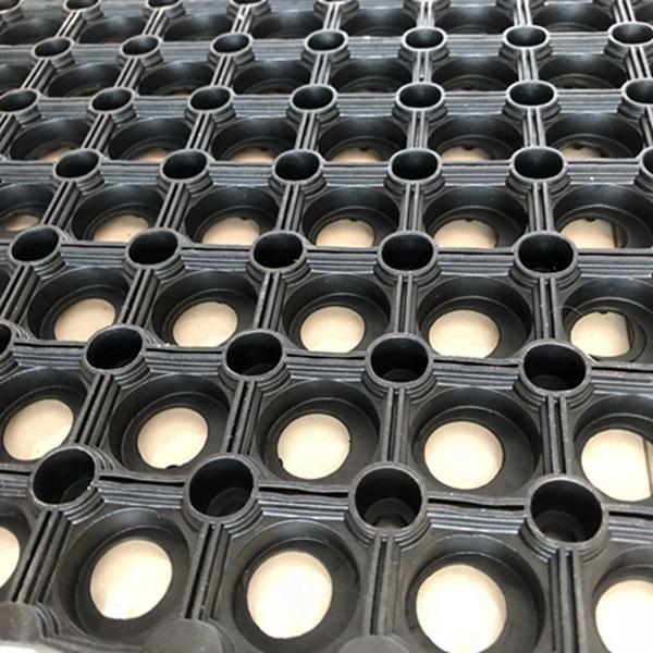 Custom made rubber mats for gym vendor for car