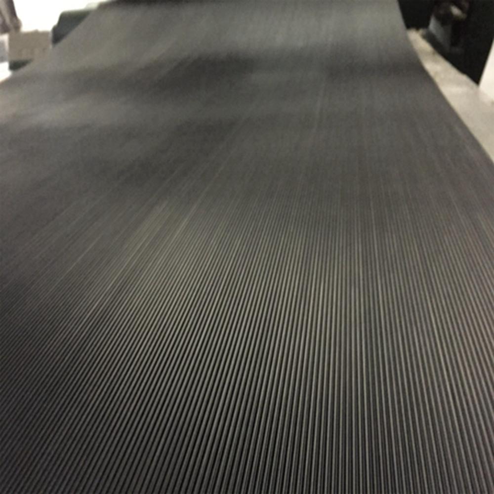 Fine Non-slip Bulk Ribbed Rubber Sheet/Mat For Flooring