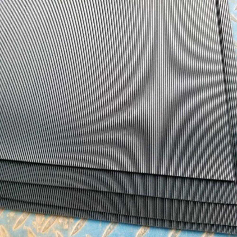 Anti-slip rubber flooring mats anti-aging sound-proof rubber sheet