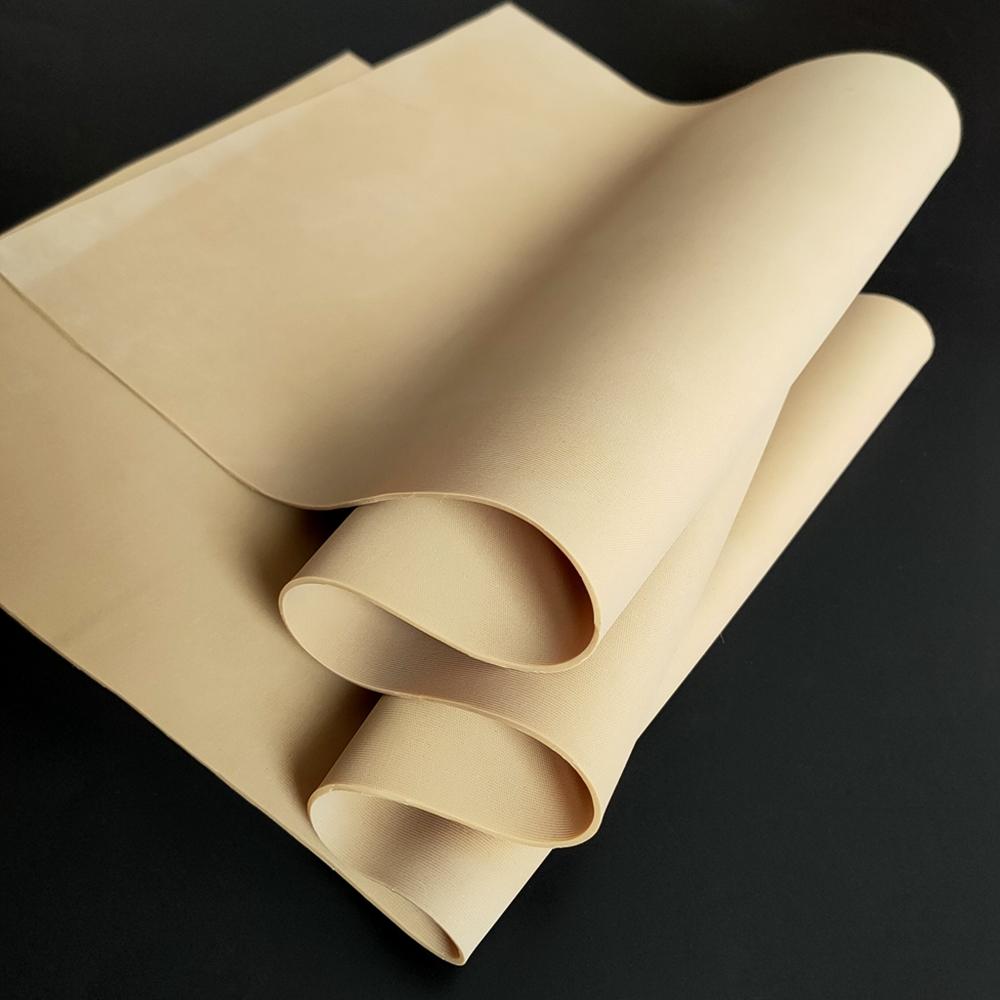 High Flexibility NR natural Gum Rubber Sheet