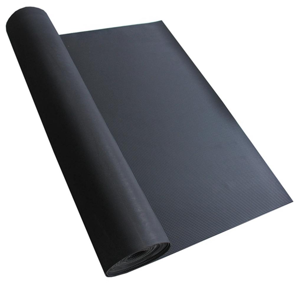 Anti Slip Pyramid Pattern Rubber Flooring Mat