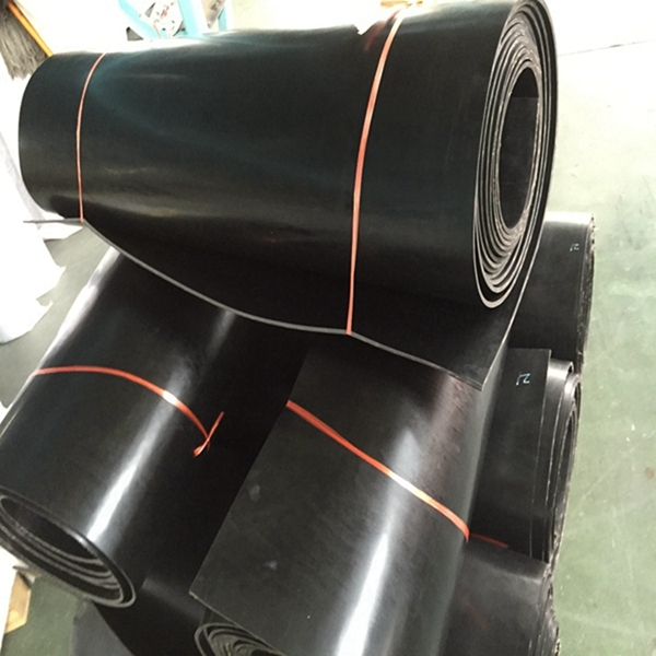 3mm thickness insertion cloth neoprene rubber sheet for rubber gasket